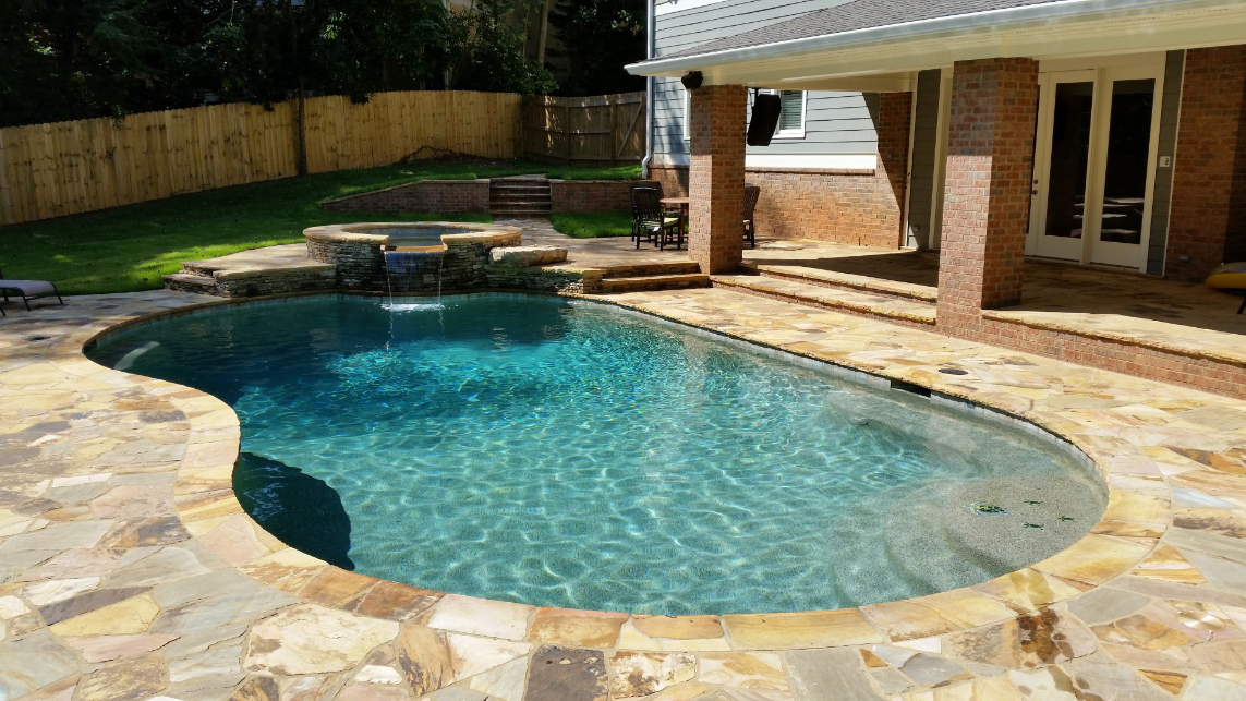 Swimming Pools Atlanta Atlanta Pool Builders Pools